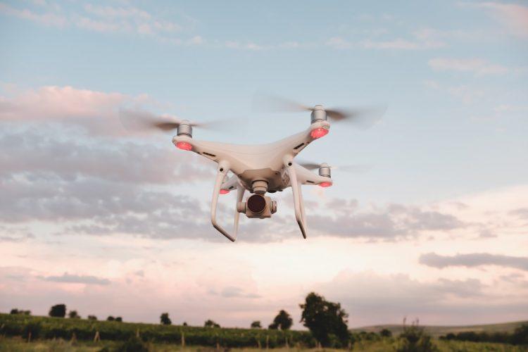 Des drones pour vérifier la sûreté des lieux